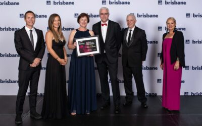 Finalist in Lord Mayor of Brisbane Awards 2020