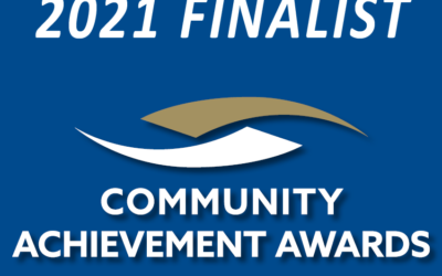 We're a Finalist in the QLD Community Achievement Awards!